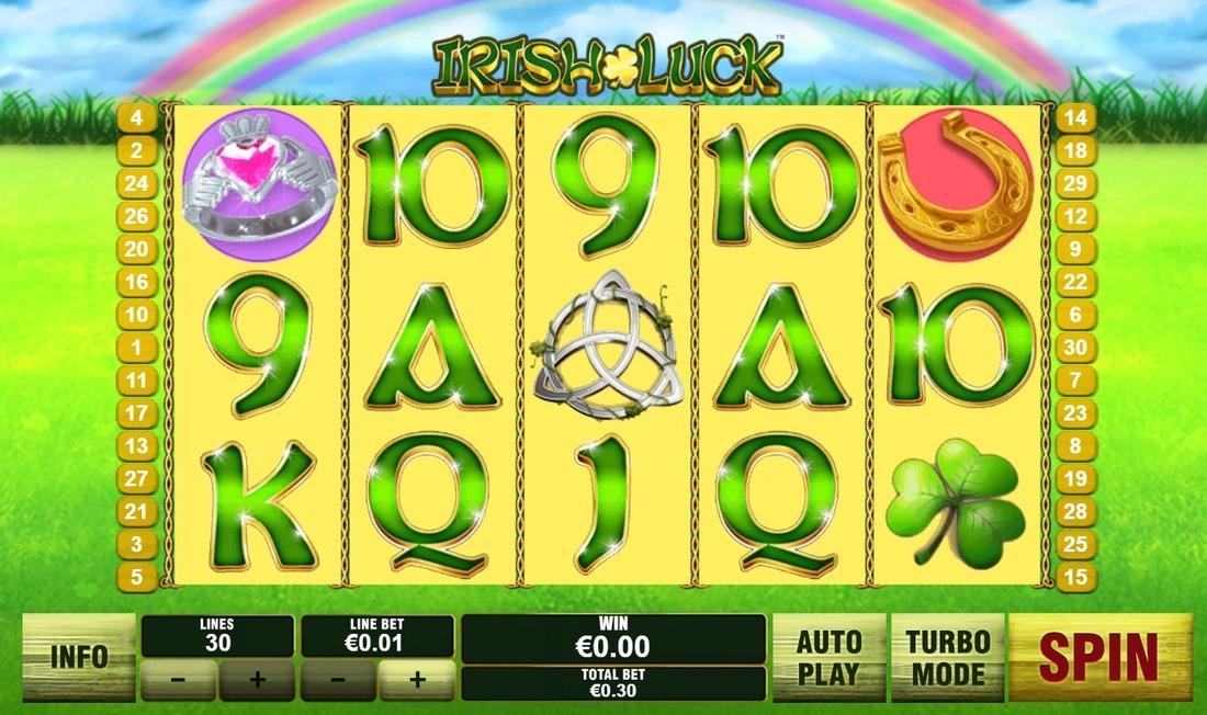 официальный сайт играть бесплатно в казино irish luck